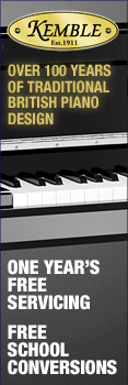 Kemble pianos - free school conversions