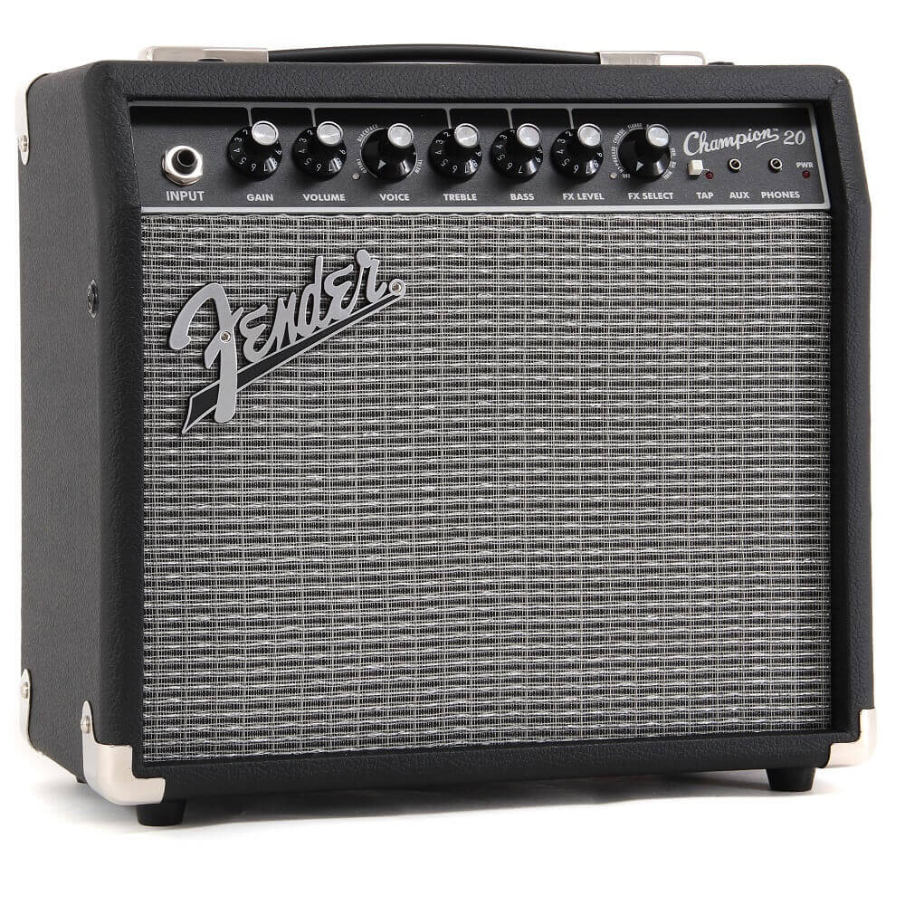 Fender Champion 20W electric guitar combo amplifier