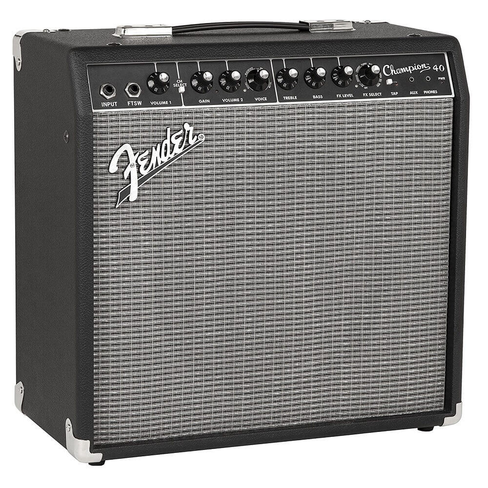 Fender Champion 40W electric guitar combo amplifier