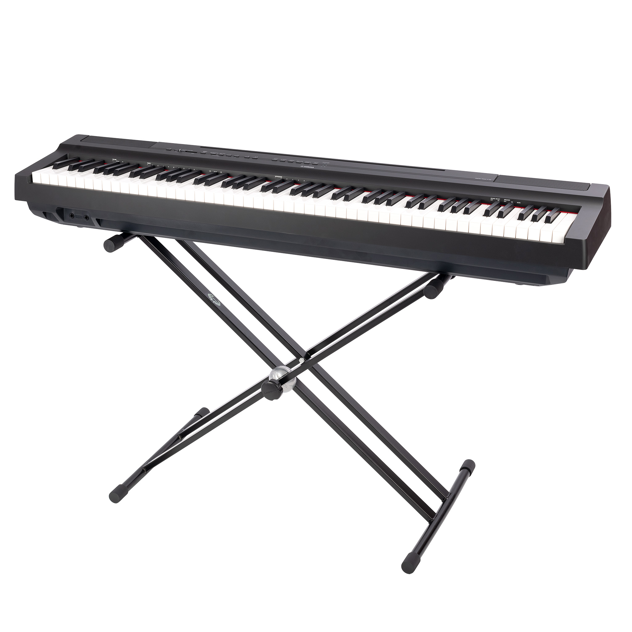 Opus double braced X-frame keyboard stand