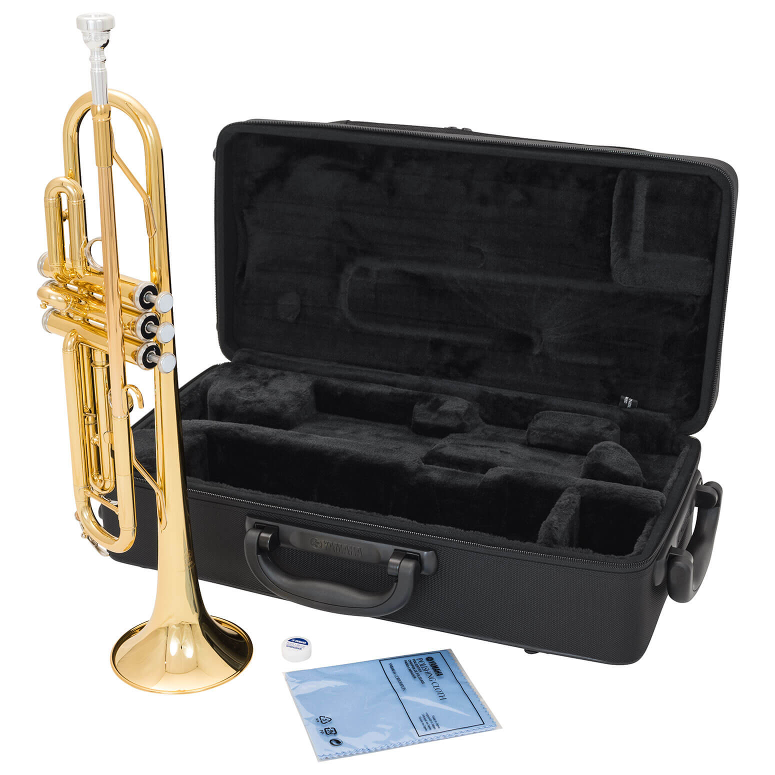 YTR-3335 | Yamaha YTR3335 student Bb trumpet outfit