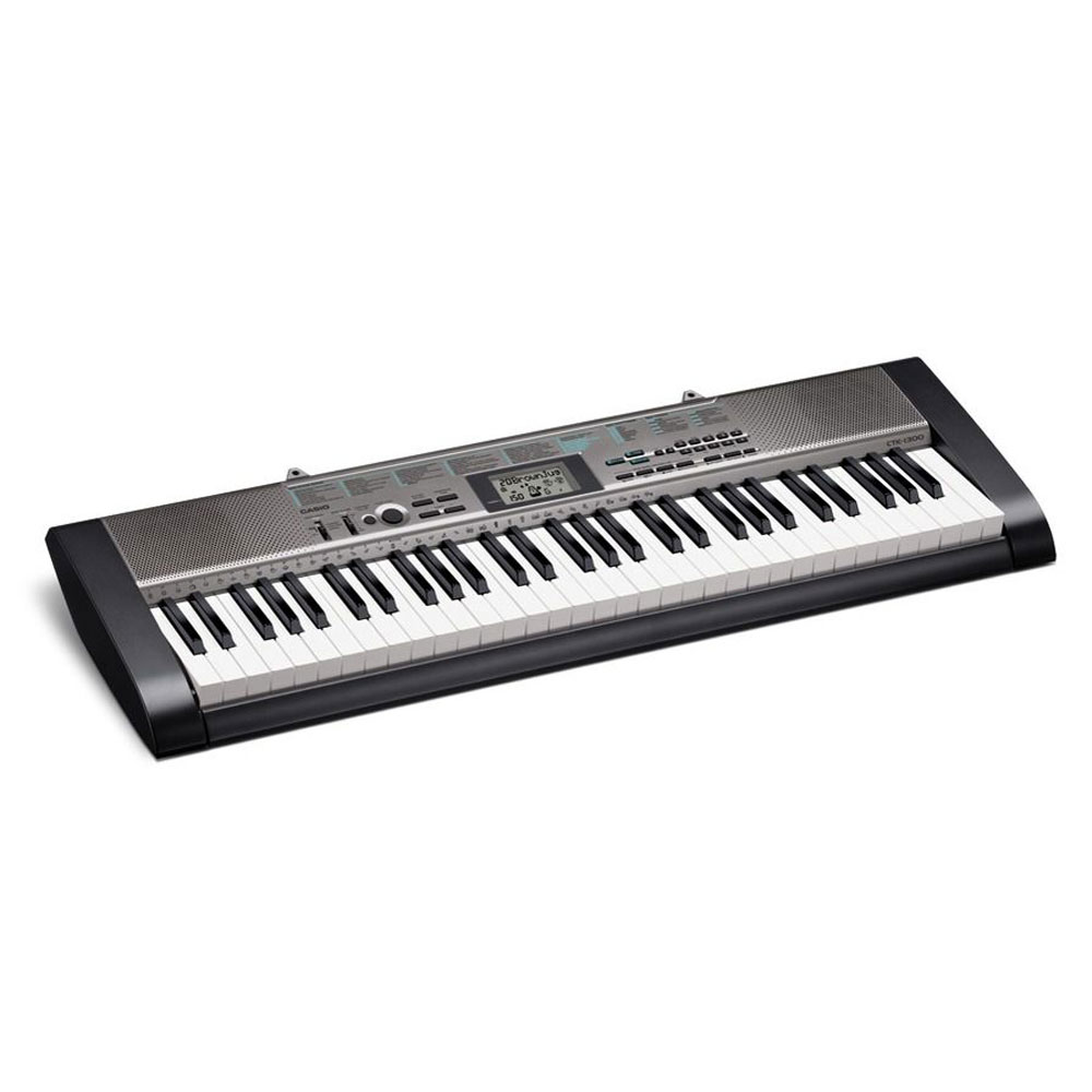 Casio CTK-1300 portable keyboard - B-STOCK | Chamberlain Music